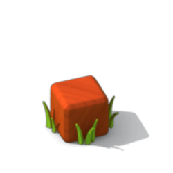 Decoration - Red Cube.png