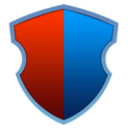 Elegant Red Blue Shield.png