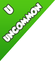 Uncommon (classification) Large Cornered Icon.png