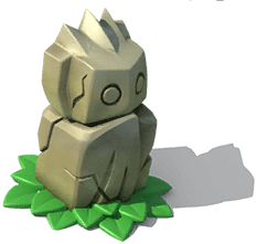 Decoration - Owl Statue.png