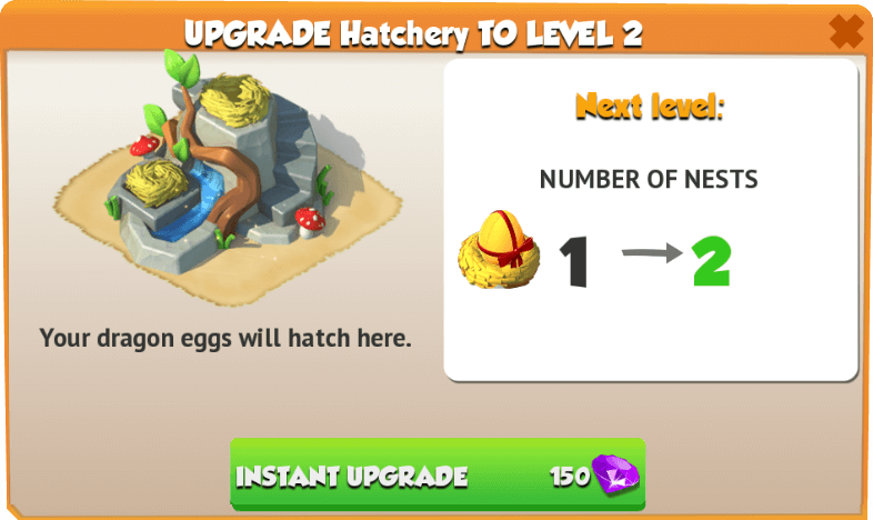 Hatchery (Upgrade Information) - Level 2.png