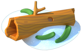 Decoration - Frozen Log.png