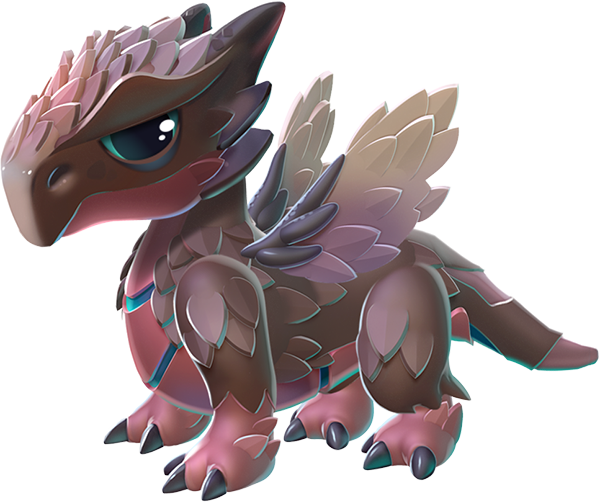 Gryphon Dragon Baby.png