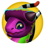 Caterpillar Dragon Icon.png