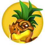 Pineapple Dragon Icon.png