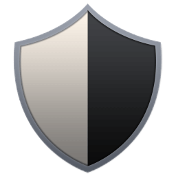 Edged Gray Black Shield.png