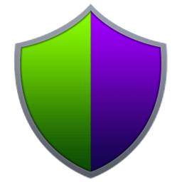 Edged Green Purple Shield.png