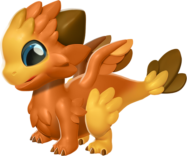 Sunfeather Dragon Baby.png