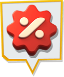 Yellow-Bordered Promotions Icon.png