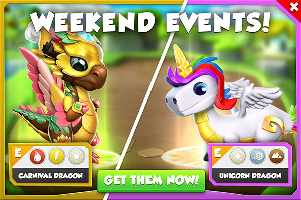 Carnival Dragon & Unicorn Dragon Advertisement (Weekend Events).jpg
