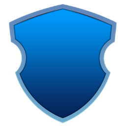 Elegant Blue Shield.png