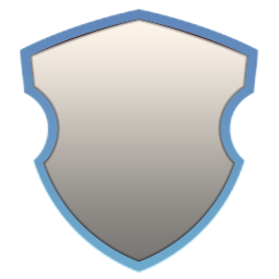 Elegant Gray Shield.png