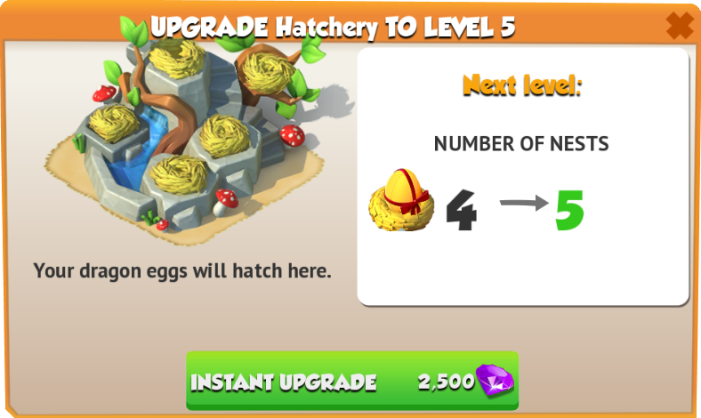 Hatchery (Upgrade Information) - Level 5.png