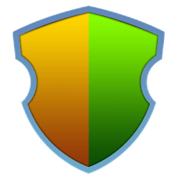 Elegant Yellow Green Shield.png