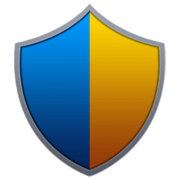 Edged Blue Yellow Shield.png