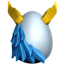 Tundra Dragon Egg.png