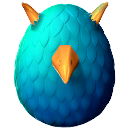 Golden Crow Dragon Egg.png