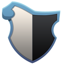 Ornate Gray Black Shield.png