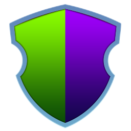 Elegant Green Purple Shield.png
