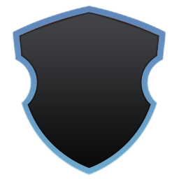 Elegant Black Shield.png