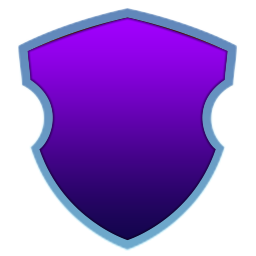 Elegant Purple Shield.png