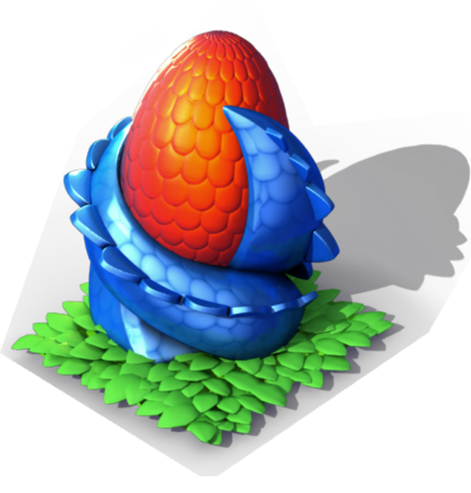 Decoration - Glowing Dragon Egg.png
