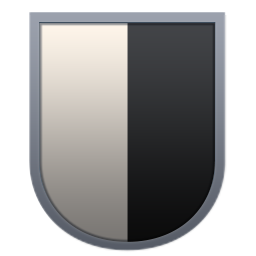 Curved Gray Black Shield.png