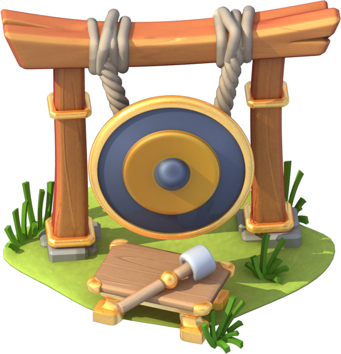 Decoration - Bronze Gong.png