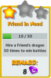Achievement - Friend in Need (Tier 2).png