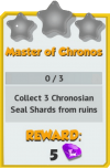 Achievement - Master of Chronos (Tier 1).png