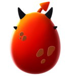Hellfire Dragon Egg.png