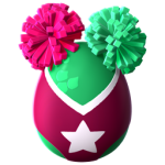 Cheerleader Dragon Egg.png