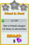 Achievement - Friend in Need (Tier 1).png