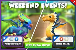 Peacock Dragon & Sulfur Dragon Promotion (Weekend Events).jpg