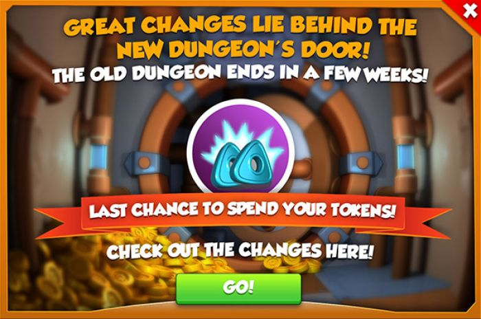 Clockwork Dungeon - Dragon Mania Legends Wiki