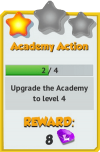 Achievement - Academy Action (Tier 2).png