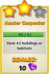Achievement - Master Carpenter (Tier 3).png