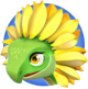 Sunflower Dragon Icon.png