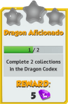 Achievement - Dragon Afficionado (Tier 1).png