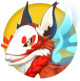 Kitsune Dragon Icon.png