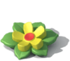 Decoration - Yellow Flower.png