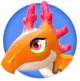 Clownfish Dragon Icon.png
