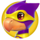 Superhero Dragon Icon.png