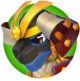Samurai Dragon Icon.png
