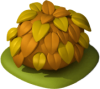 Decoration - Golden Shrub.png
