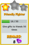 Achievement - Friendly Fighter (Tier 2).png