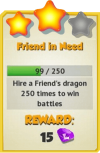 Achievement - Friend in Need (Tier 3).png