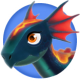 Liquid Fire Dragon Icon.png