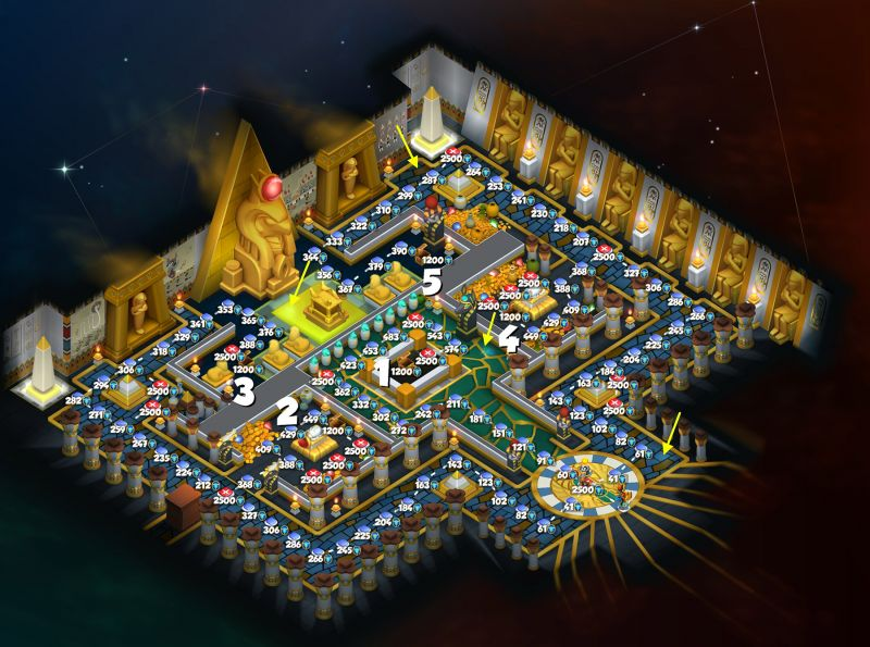 Golden Pyramid II - Level 6 Map.jpg