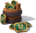 Bucket of Divine Tickets - Green (Divine Fest).png